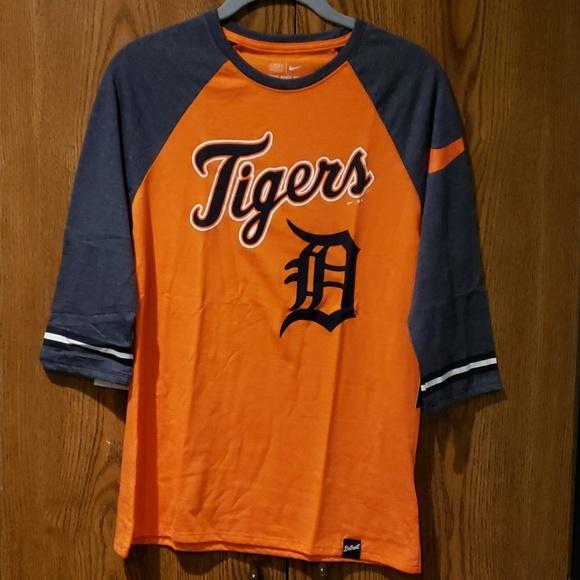 Nike Tops - Detroit Tigers Nike Women's Top